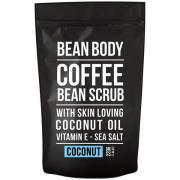 Bean Body Coffee Bean Scrub 220g - Coconut