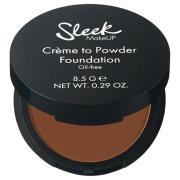 Sleek MakeUP Creme to Powder Foundation 8,5 g (forskellige nuancer) - C2P18