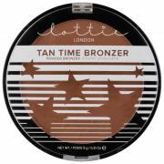 Lottie London Matte Powder Bronzer 9 g (forskellige nuancer) - Medium/Dark