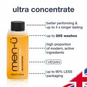 men-ü Healthy Facial Wash Refill Kit