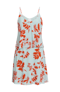 Kjole viBirdo Chama S/L Dress