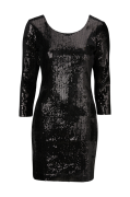 Kjole Melly Sequin
