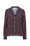 Skjorte viSezu Trackie L/S Shirt