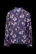Skjorte Flower Stripe