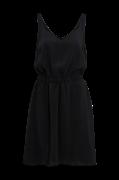 Kjole viLaia S/L V-neck Dress