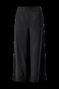 Bukser viEsther HW Wide Crop Pants