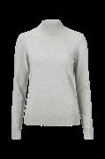 Trøje viRil L/S Turtleneck Knit Top