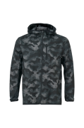 Løbejakke Own The Run Camouflage Jacket