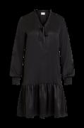 Kjole viAbota Short L/S Dress