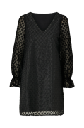 Kjole viPuffin L/S Dress