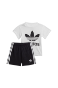 Shorts + t-shirt Trefoil Shorts and Tee Set