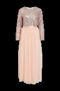 Maxikjole viSparrow L/S Maxi Dress