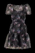 Kjole viOrga S/S Short Dress
