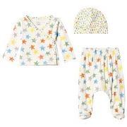 Stella McCartney Kids Multicolor Star Top and Leggings Set 3 months