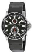 Ulysse Nardin Marine Collection Diver Herreur 263-33-3C-82 Sort/Gummi