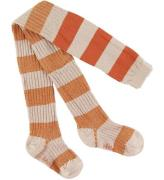Molo Strømpebukser - Stripy Tights - Blossom Stripe